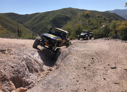 Fun on the Trails!