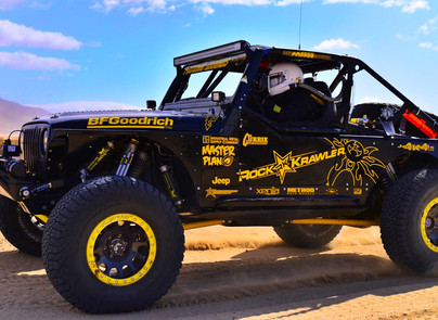 King of Hammers 2016