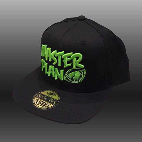 YOUTH Basic Logo Snapback - GREEN