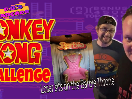 The Donkey Kong Challenge