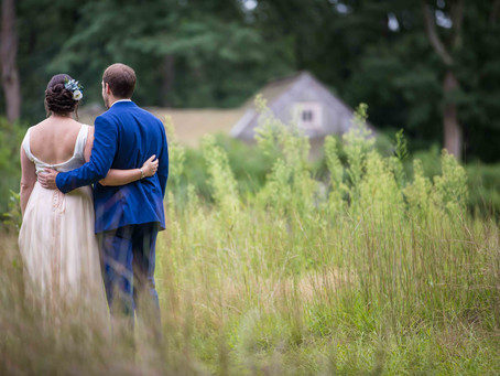 Summertime Wedding on the Farm