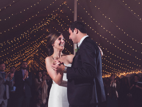 Quintessential Fall Wedding at Pierce House