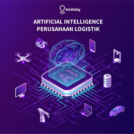 Peran Artificial Intelligence dalam Sektor Logistik