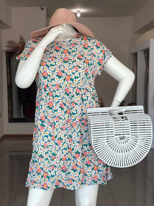 Flower Dress/Sombrero