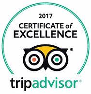 Cuenca Bestours trip advisor awards
