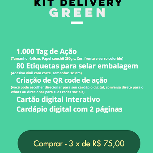 Kit Delivery Green