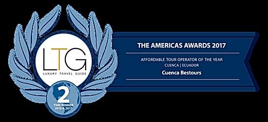 Cuenca Bestours awards