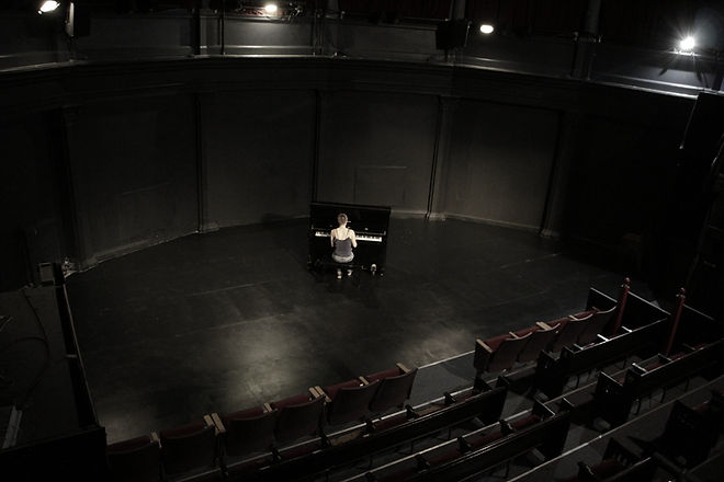piano michelle