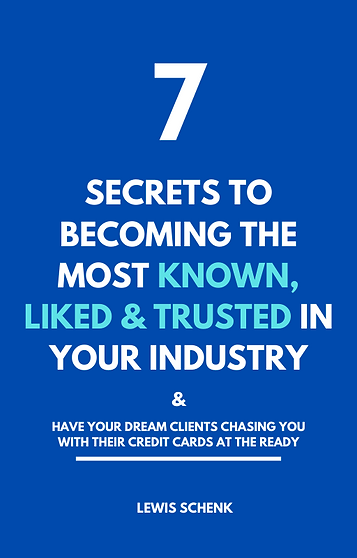 THE 7 SECRETS TO BECOMING THE MOST KNOWN
