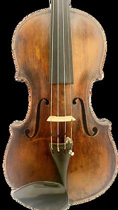 feine 4/4 Violine aus der Schule J.B. Schweitzer