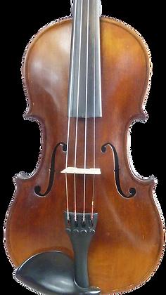 Hübsche antike 3/4 Geige für Kinder aus dem Vogtland