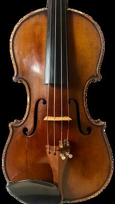 antike markneukirchener 4/4 Violine nach Nicolo Amati