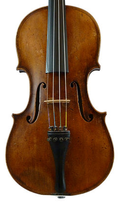 Antike 4/4 Violine für Linkshänder nach Maggini