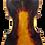 Thumbnail: Bayerische 4/4 Löwenkopf-Geige um 1850