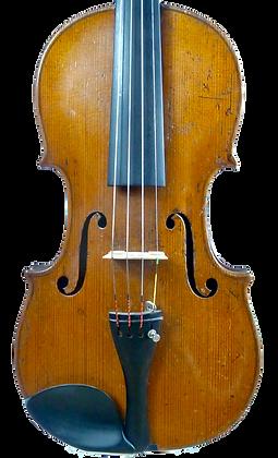 Authentische 4/4 Violine Meister Chr. Wilh. Seidel .