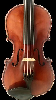 Geflammte 4/4  Schüler-Violine von Meinel & Herold, Klingenthal