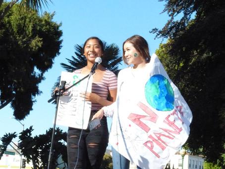 Santa Cruz Gives for Youth Climate Activists