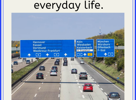 Motorway Signs!!!!