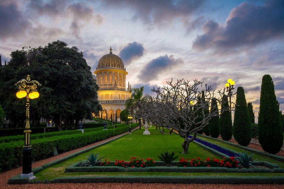 Santuário do Báb, Haifa