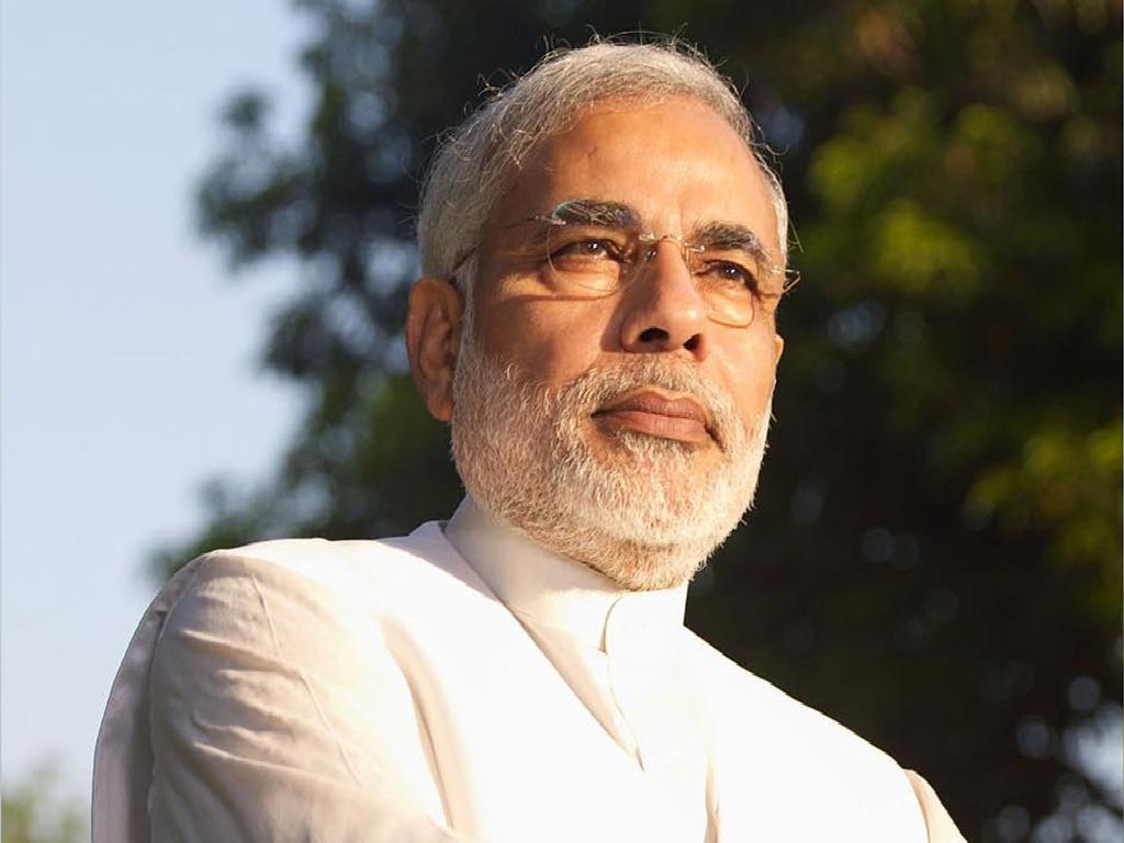 Primeiro-ministro Narendra Modi
