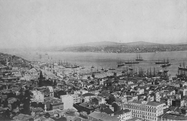 Constantinopla, atual Istambul