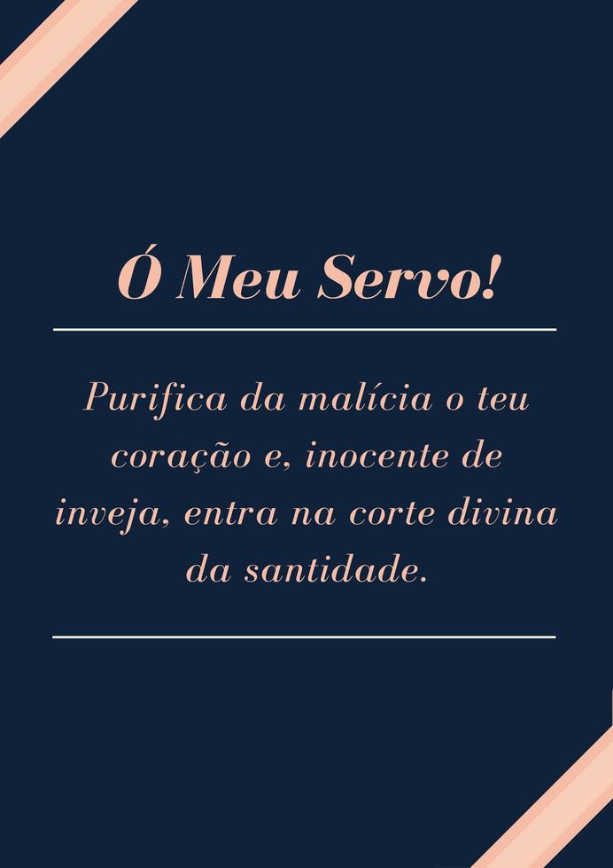 Ó Meu Servo!