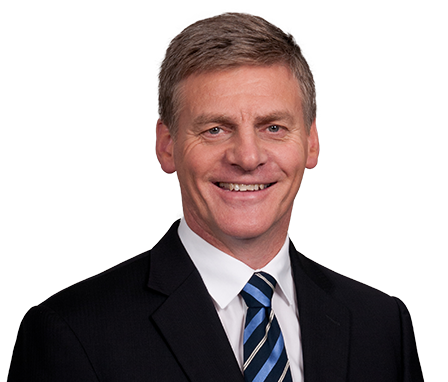Primeiro-ministro Bill English