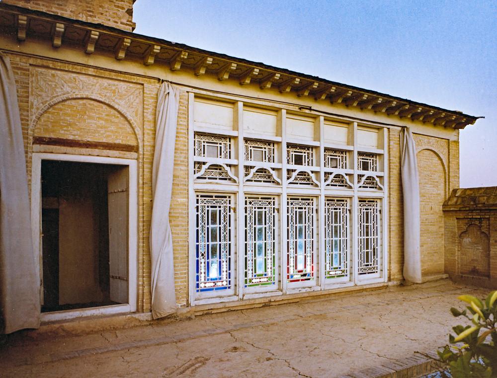 A casa em Shíráz onde o Báb declarou a Sua Missão. Copyright © Bahá'í International Community