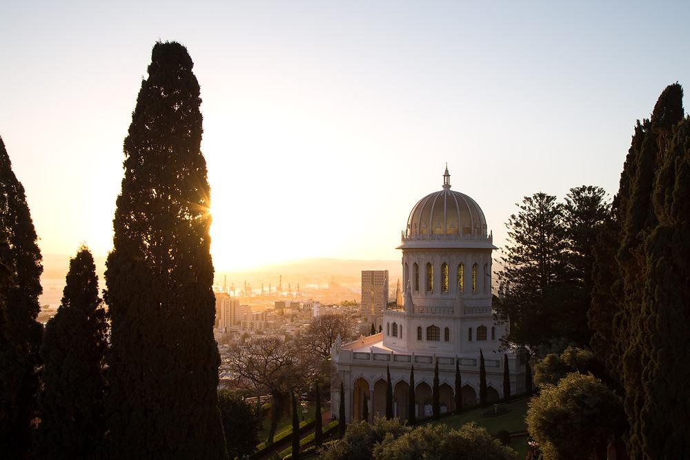 Copyright © Bahá'í International Community