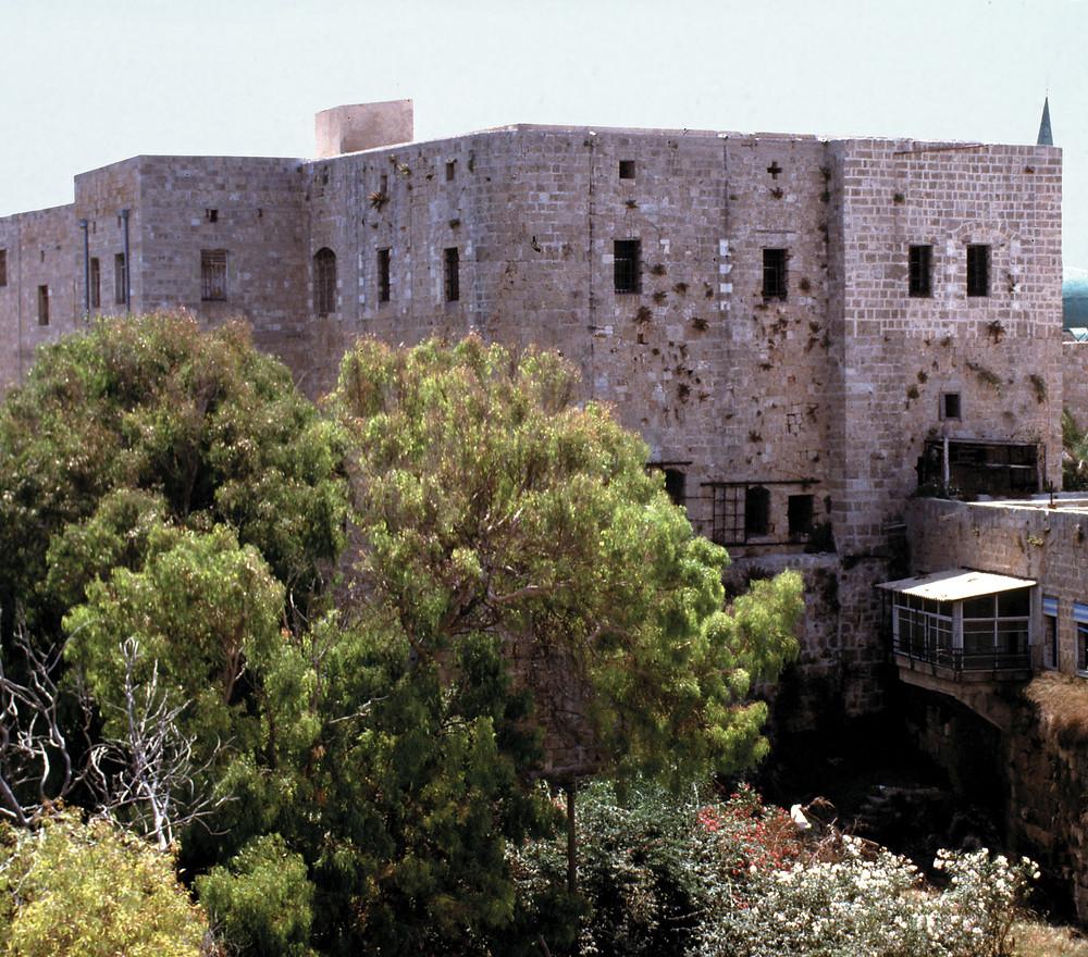 A prisão de Akká