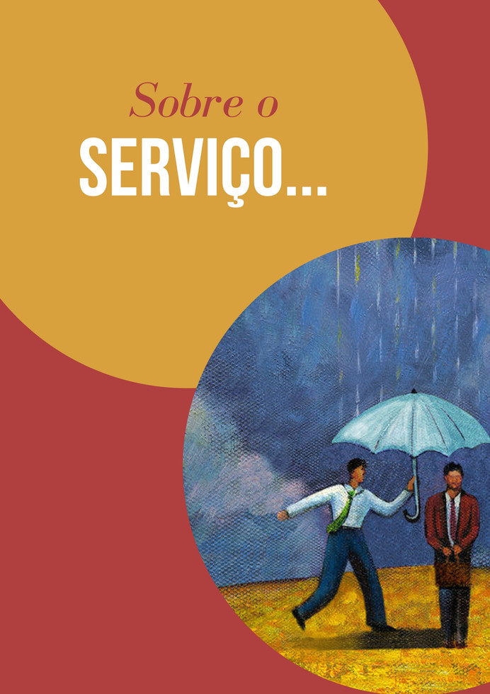 Viver para servir