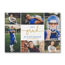 Celebrate 2021 Grads! Columbus OH High School and College Graduation Invitations, Yard Signs & More!