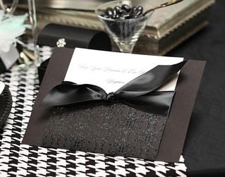 We're Loving a Black Tie Affair