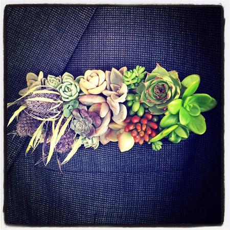 pocket flowers