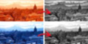 farbtemperuatur, weissabgleich, sw fotografie