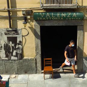 Traditionelle Trattoria Borgo Dora