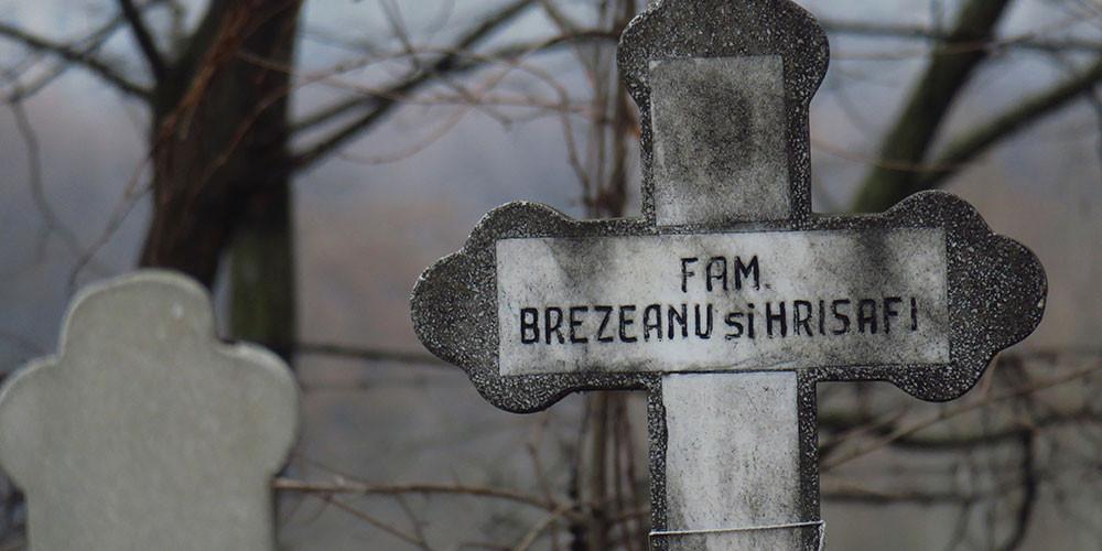 Friedhof Bellu