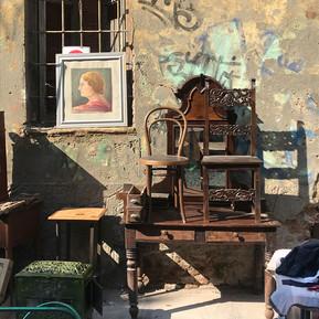 Antik Flohmarkt Borgo Dora