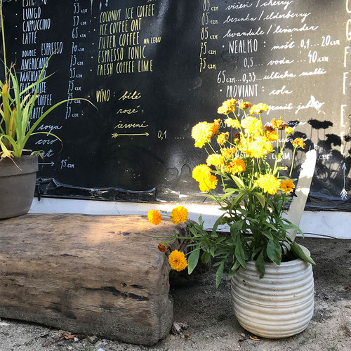 gemütliche Cafés