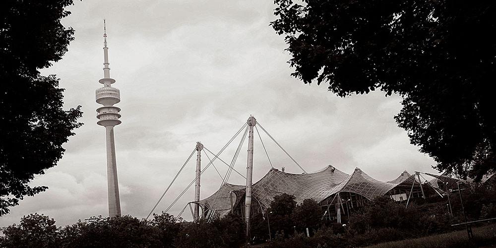 Panorama Olympiagelände