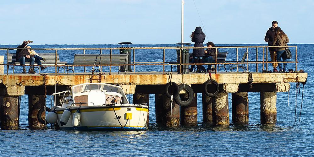 Fischerhafen von Mondello