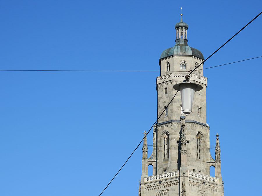 Nördlingen Kirchturm Daniel