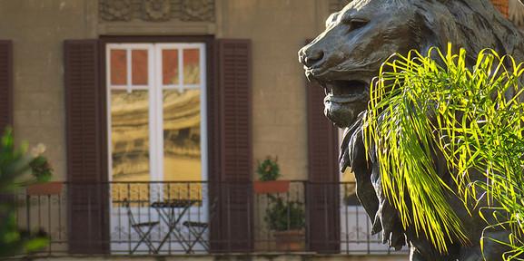 Piazza Verdi, Teatro Massimo
