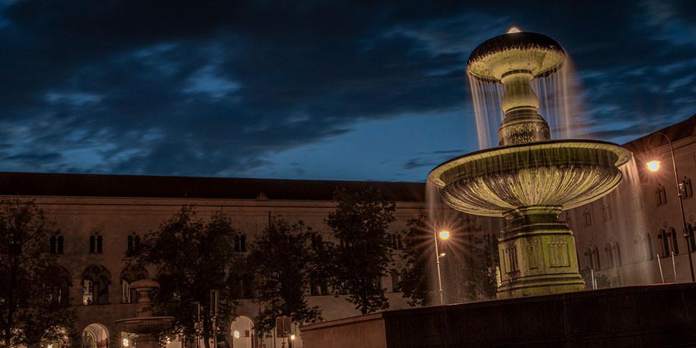 Nachtfotografie München