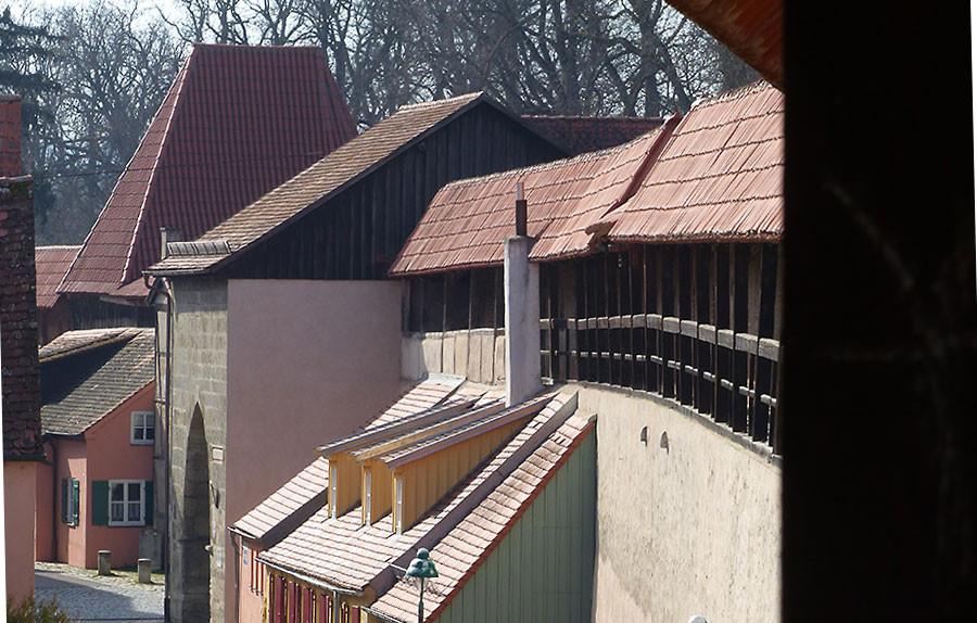 Kasarmen, Nördlingen