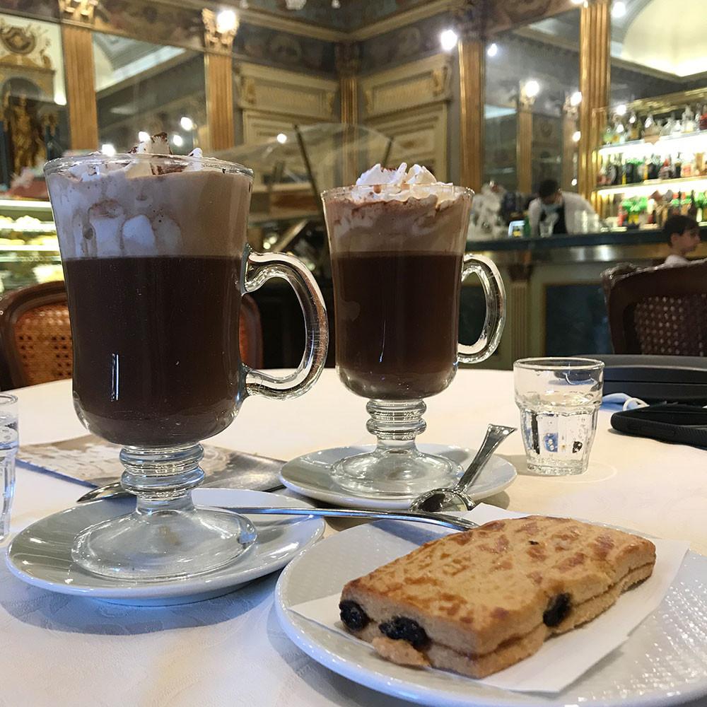 Bicerin Café