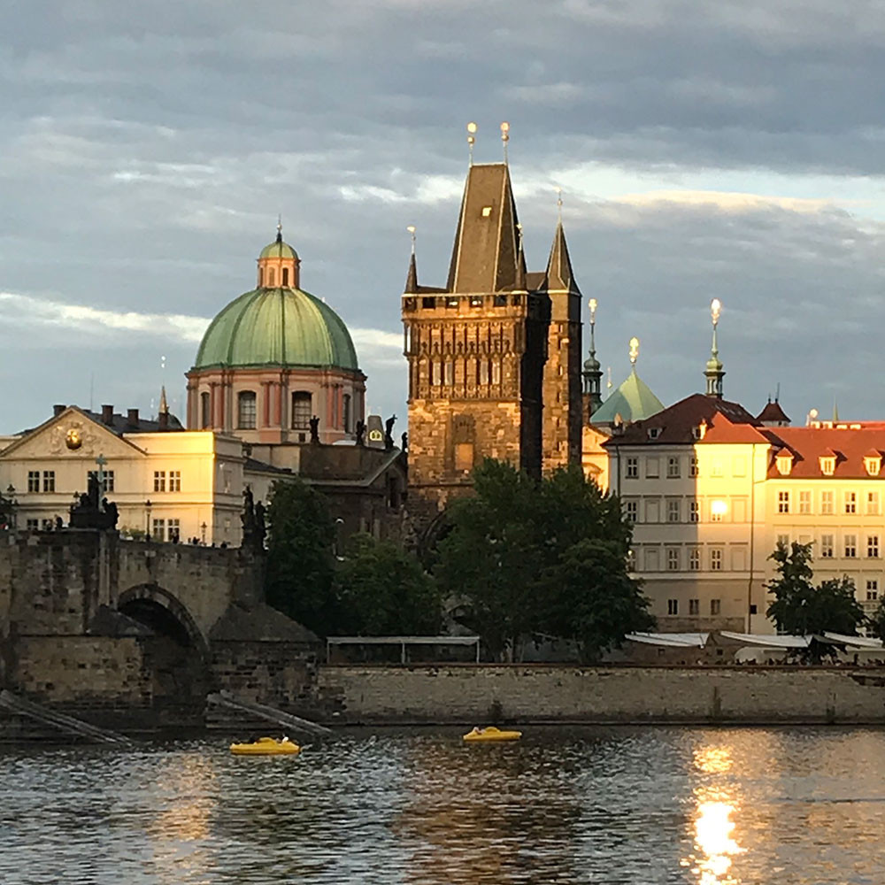 Prager Skyline