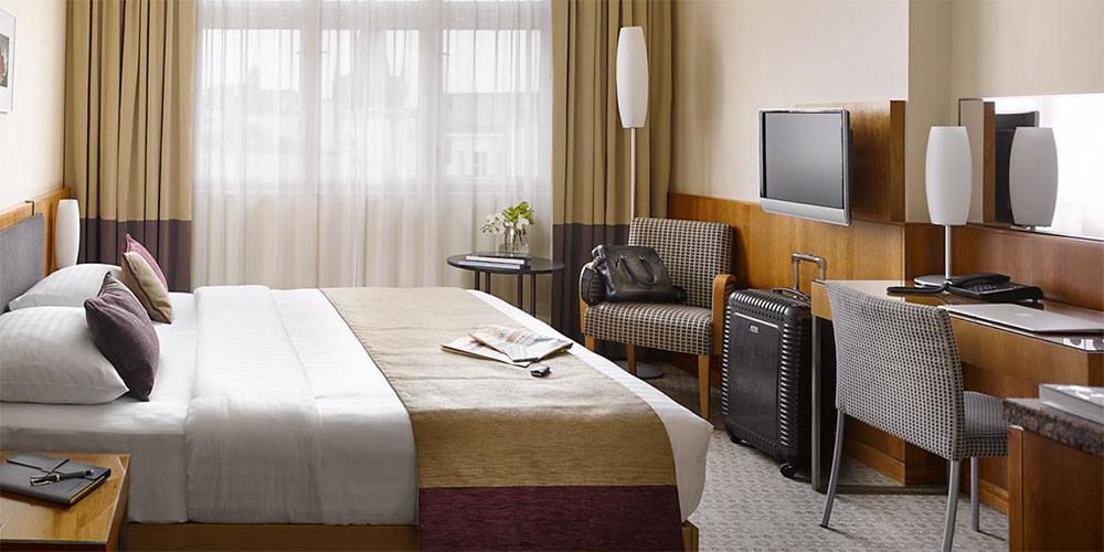 Doppelzimmer K+K Hotel Central
