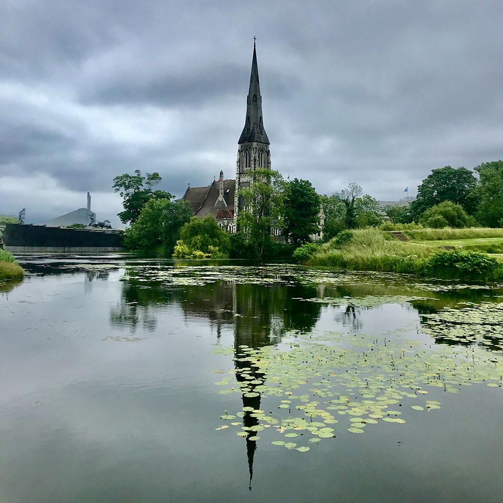 Die Engelske Kirke