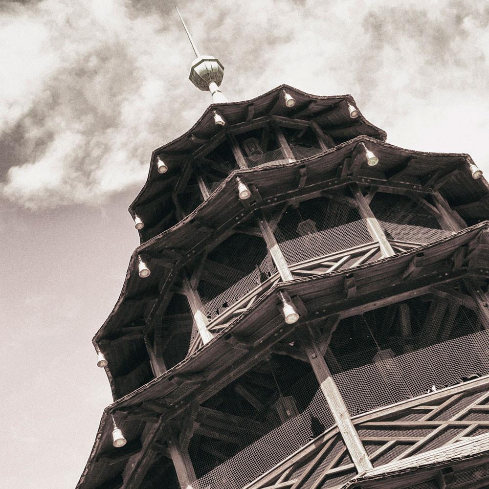 Biergarten am Chinesischer Turm